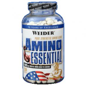 Weider - Amino Essential Caps, 204 Kapseln