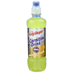 Weider - L-Carnitine Drink, 24x500ml Flaschen (inkl. €0,25 Pfand pro Fl.) (Nahrungsergänzungsmittel)