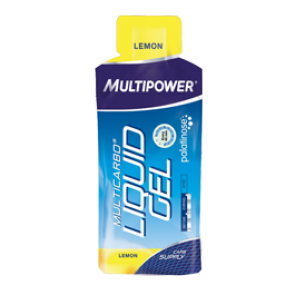 Multipower - Multicarbo Liquid Gel, 25x55ml Beutel