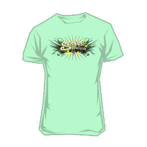 Scitec Nutrition - T-Shirt - Graffiti Mint