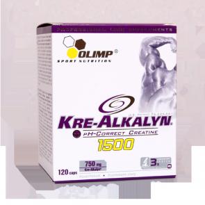 OLIMP - KRE-ALKALYN® 1500 MEGA CAPS, 120 Stk