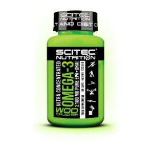 Scitec Nutrition - Wod Crusher - Ultra Concentrated Omega-3