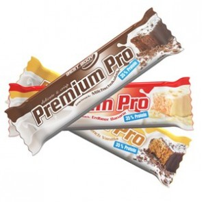 Best Body Nutrition - 35% Delicate Premium Pro Bar, 24 Riegel a 50g