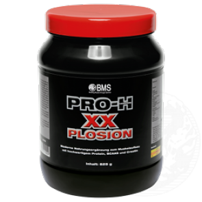 BMS - PRO-H XXplosion, 825g Dose (Nahrungsergänzungsmittel)