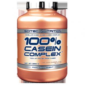 Scitec Nutrition - 100% Casein Complex, 2350g Dose