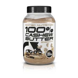 Scitec Nutrition - 100% Cashew Butter*, 500g Dose