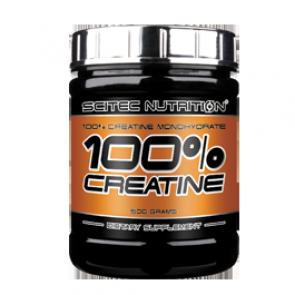 Scitec - 100% Creatine, 500g Dose