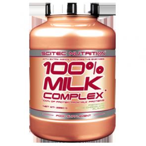 Scitec Nutrition - 100% Milk Complex, 2350g Dose