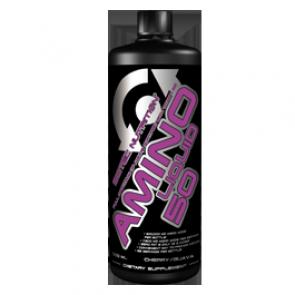 Scitec - Amino 50 Liquid, 1000ml Flasche