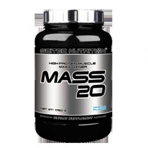 Scitec Nutrition - Mass 20, 1750g Dose (