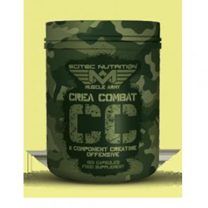 Scitec Nutrition - Muscle Army - Crea Combat, 150 Kapseln