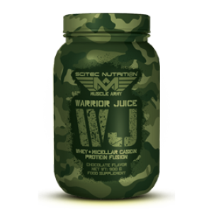 Scitec Nutrition - Muscle Army - Warrior Juice, 900g