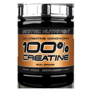 Scitec Nutrition - 100% Creatine, 300g Dose