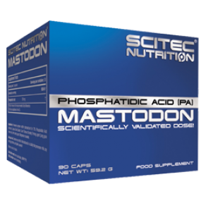 Scitec Nutrition - Mastodon, 90 Kapseln