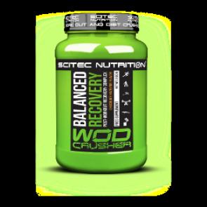 Scitec Nutrition - Wod Crusher - Balanced Recovery, 2100g Dose (Nahrungsergänzungsmittel)