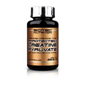 Scitec Nutrition - Creatine Pyruvate, 100 Kapseln (Nahrungsergänzungsmittel)