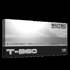 Scitec - T-360, 108 Kapseln (ehem. Testopump)