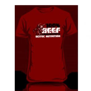 Scitec Nutrition - T-Shirt - Beef