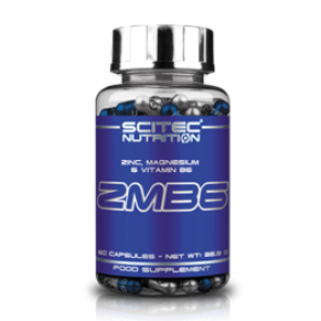 Scitec Nutrition - ZMB6, 60 Kapseln