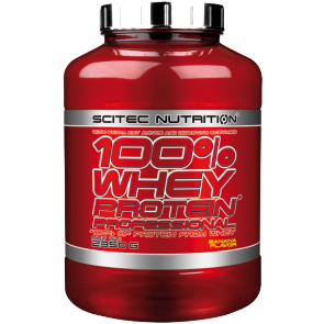 Scitec Nutrition - 100% Whey Protein Professional, 2350g Dose