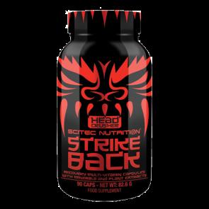 Scitec Nutrition - Head Crusher - Strike Back, 90 Kapseln
