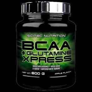 Scitec Nutrition - BCAA + Glutamine XPress, 600g Dose