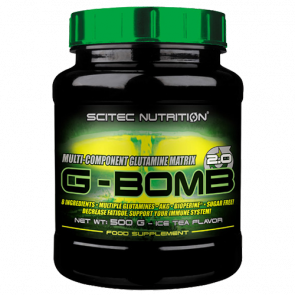 Scitec Nutrition - G-Bomb, 500g Dose