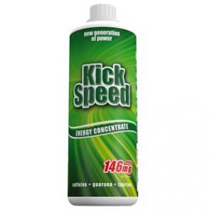 Best Body Nutrition - Kick Speed Liquid, 1000ml Flasche