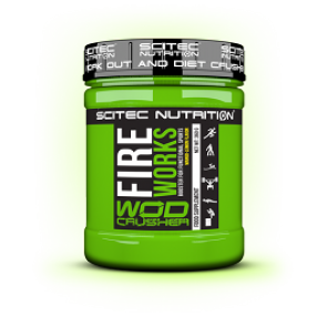 Scitec Nutrition - Wod Crusher - Fireworks, 360g Dose