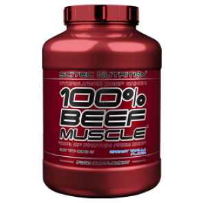 Scitec Nutrition - 100% Beef Muscle, 3180g Dose
