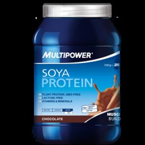 Multipower - Soja Protein, 750g Dose