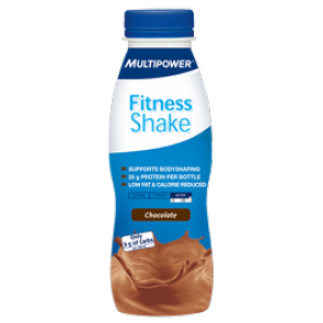 Multipower - Fitness-Shake, 12x330ml