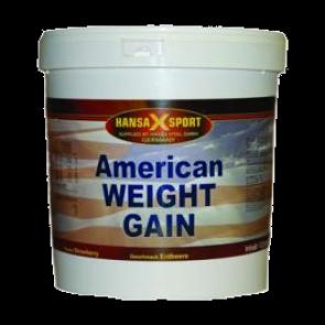 Hansa X Sport - American Weight Gainer, 5000g Eimer