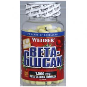 Weider - Beta Glucan, 120 Stk. Dose