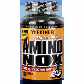 Weider - Amino Nox, 180 Kapseln (Nahrungsergänzungsmittel)