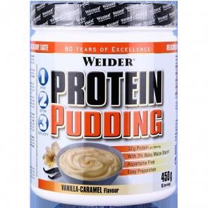 Weider - Protein Pudding, 450g Dose